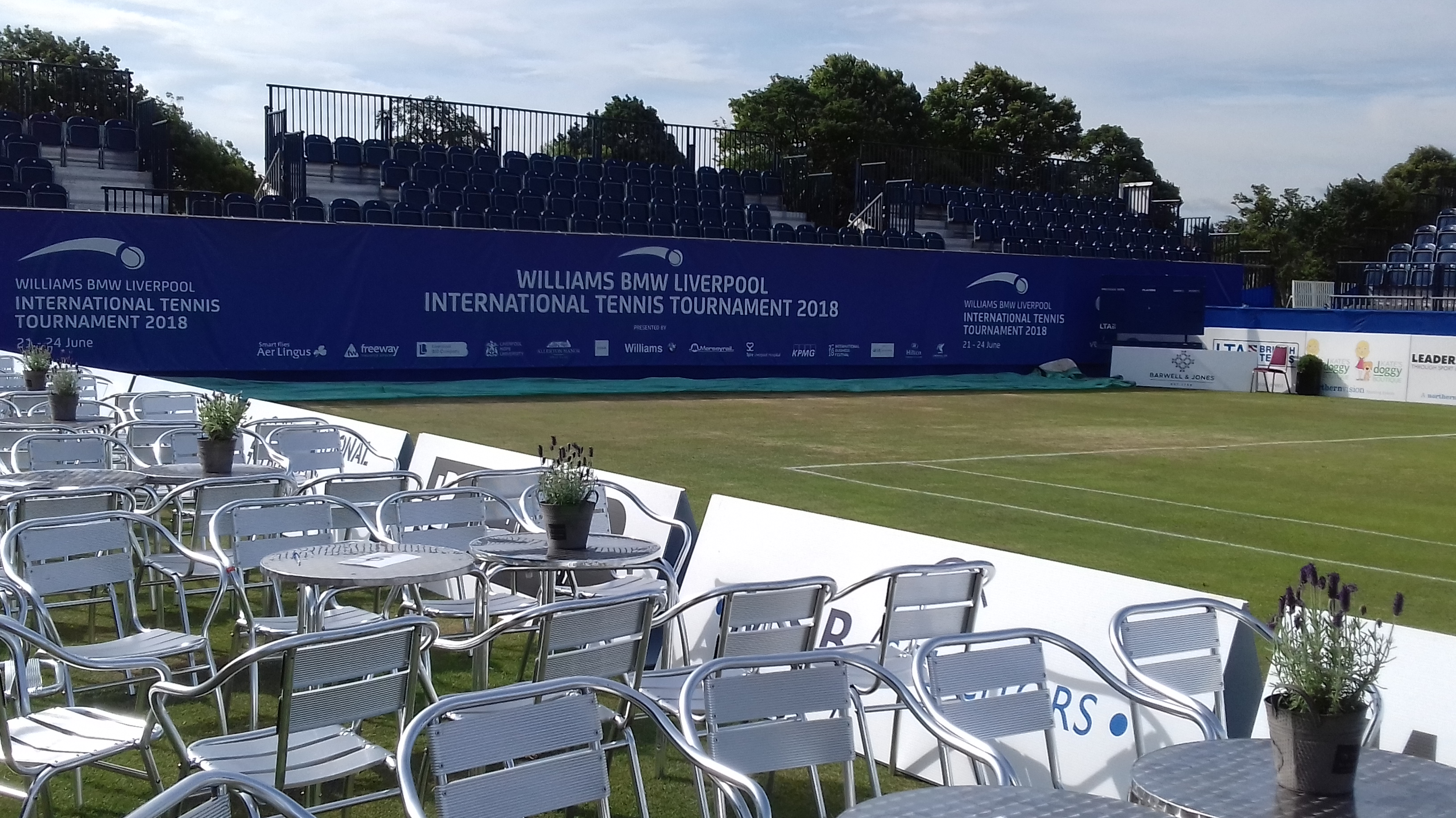 Williams BMW Liverpool International Tennis Tournament