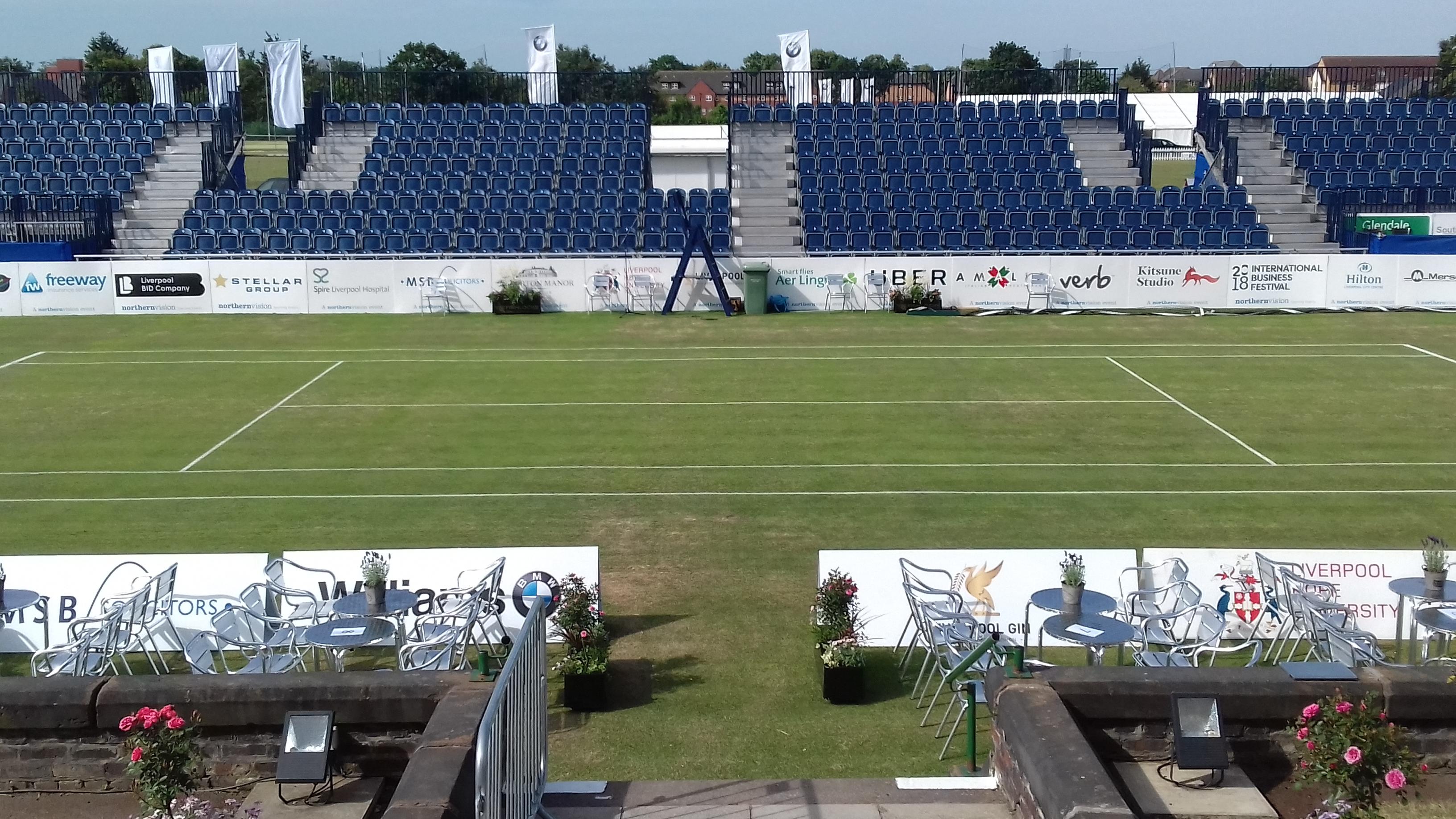 Williams BMW Liverpool International Tennis Tournament