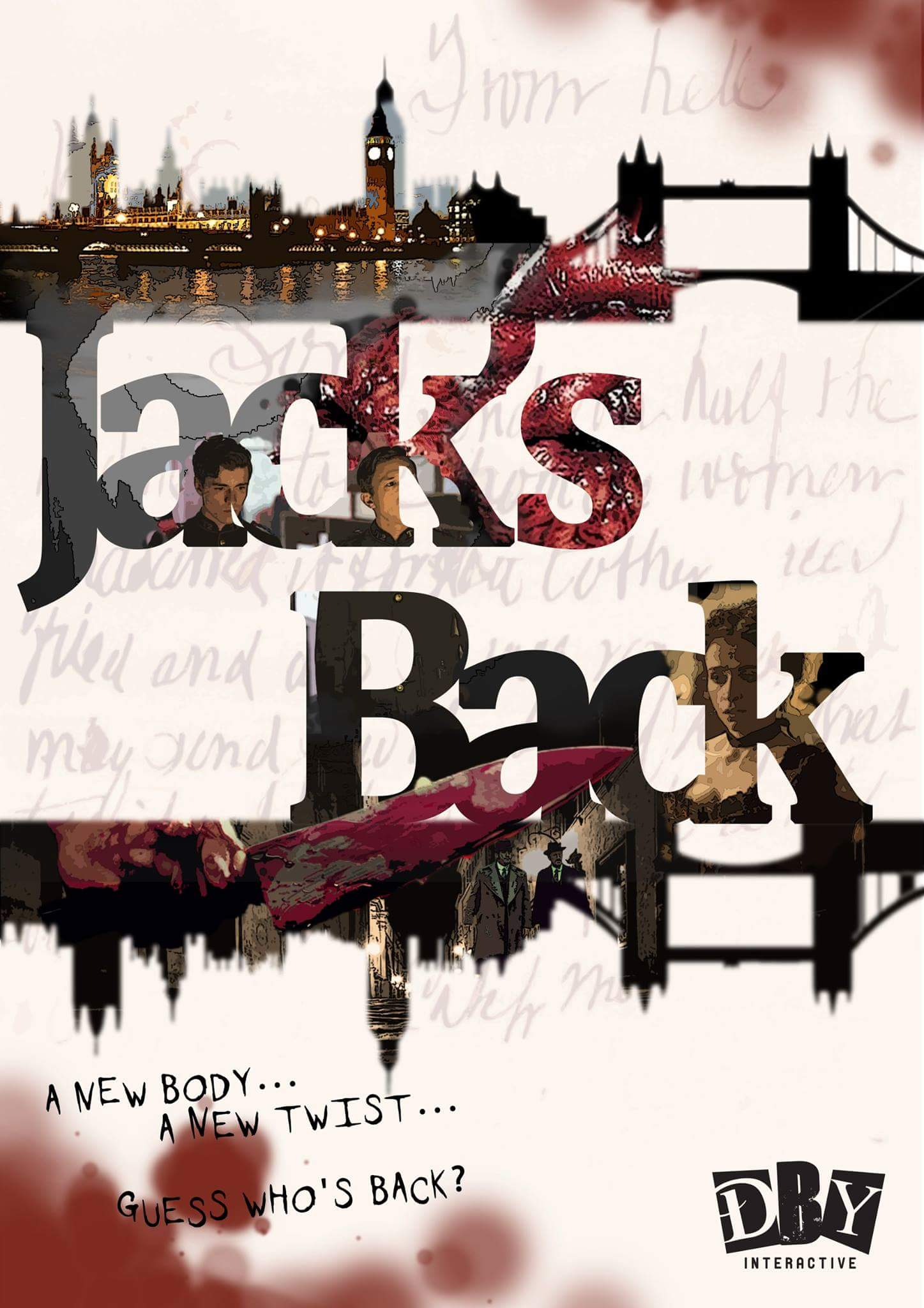 "Murder Mystery Night - ""Jack's Back"""