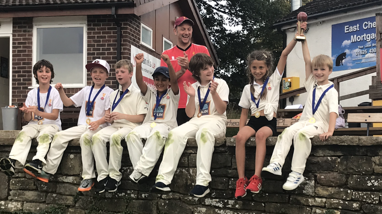 More Under 9s success