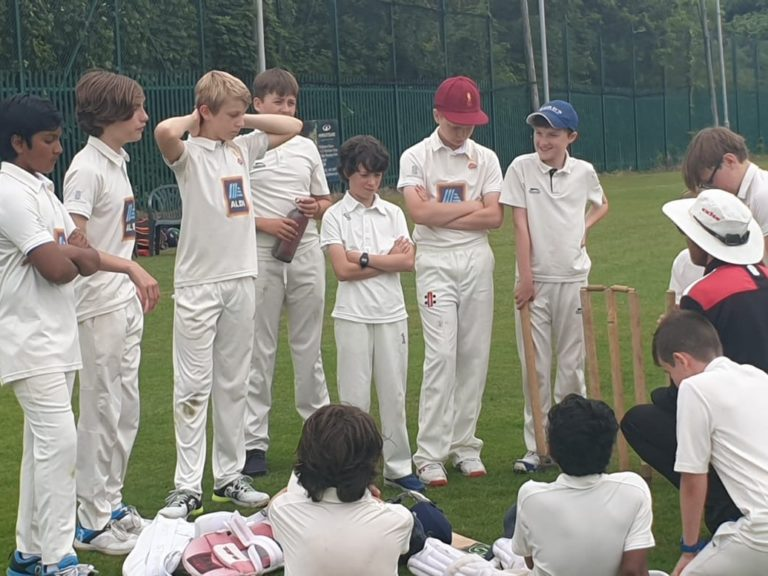 "Liverpool Cricket Club Junior Section Code of Conduct: ""Everyone - Be Nice!"""
