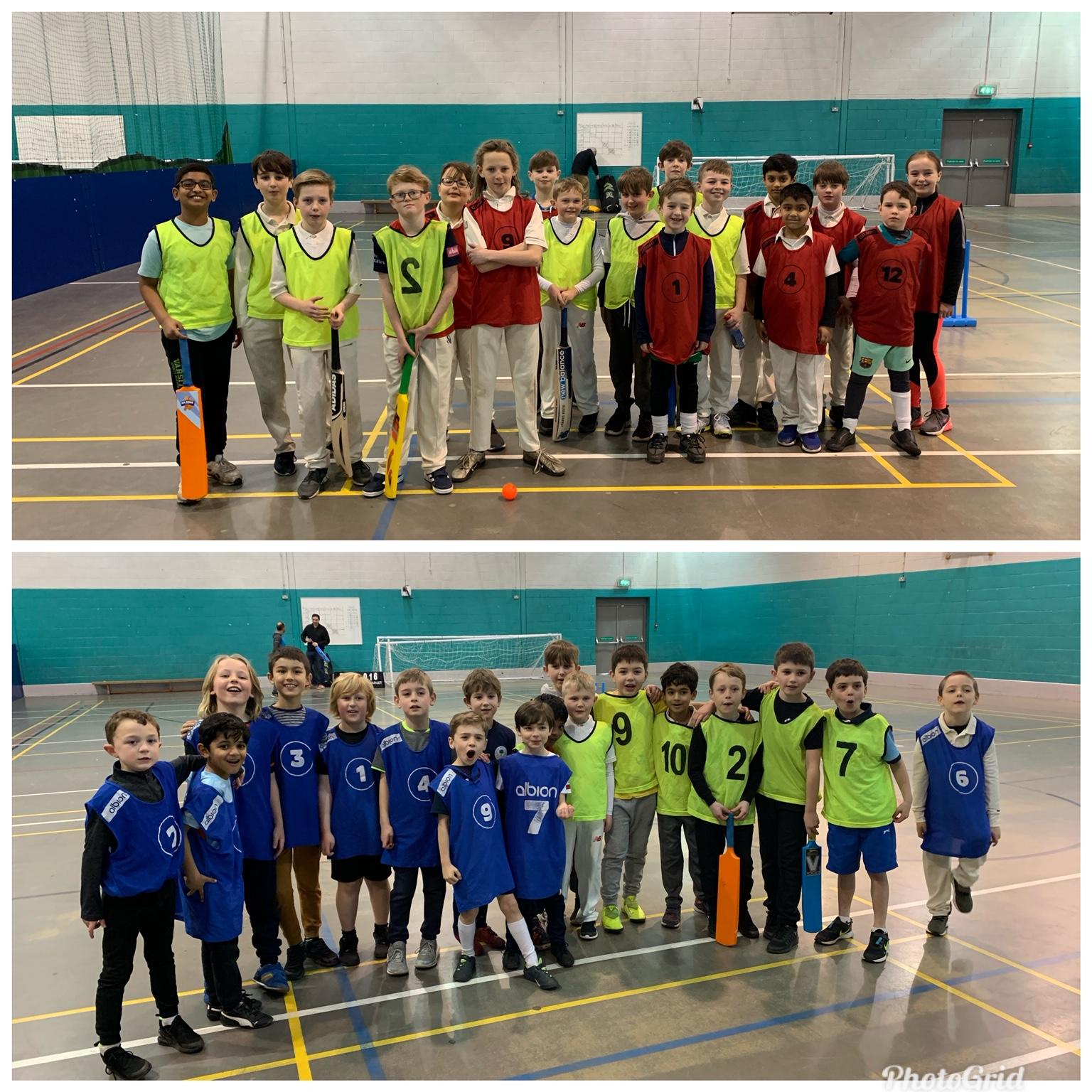 Indoor Academy North Junior League