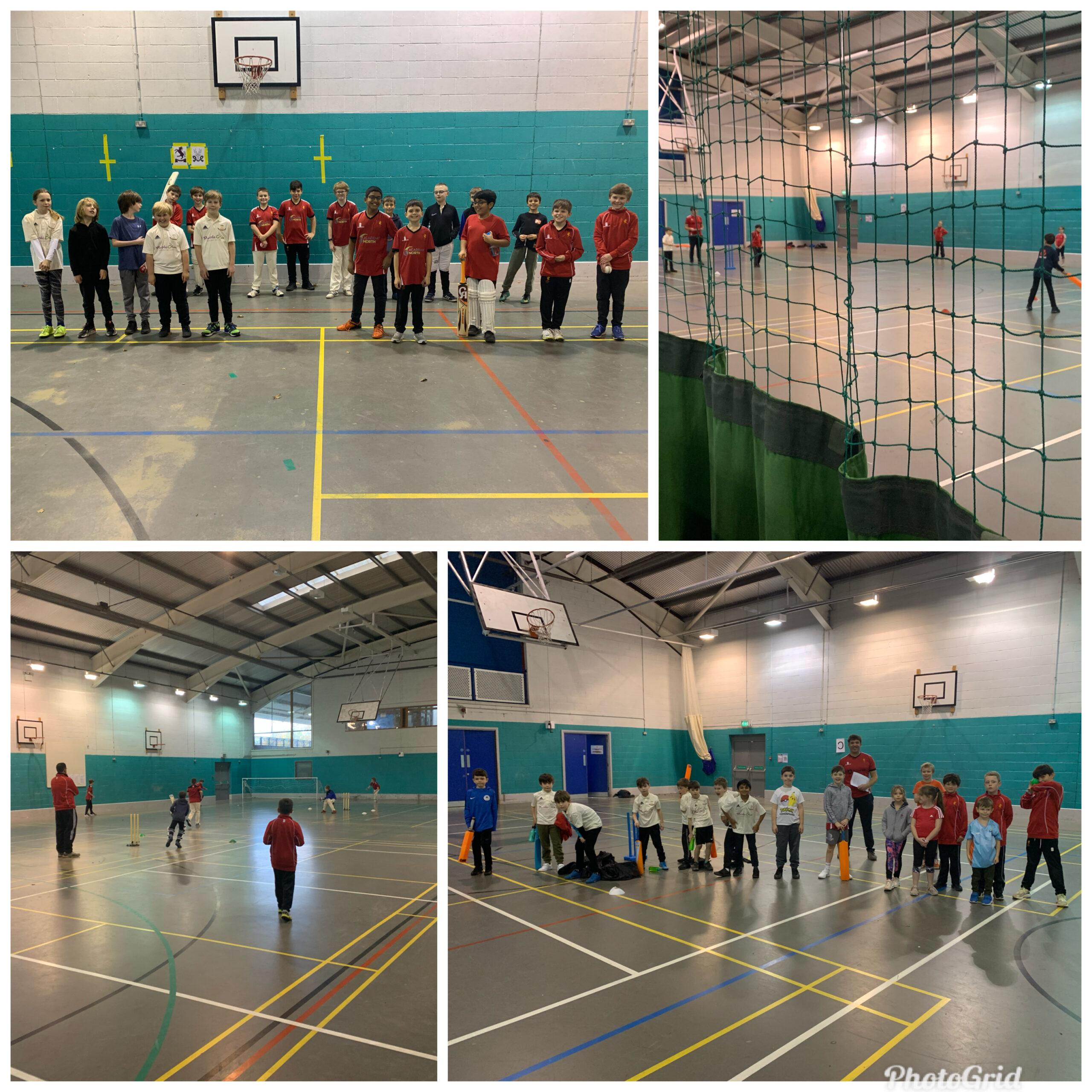 Indoor Cricket Fixture -  Liverpool V Wavertree  (u9s and u11s)
